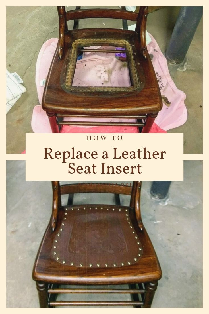 Our Easy To Follow Fiber Seat Installation Tutorial We Sell Everything You Ll Need To Do It Yourself Old Wooden Chairs Chair Repair Wooden Chair