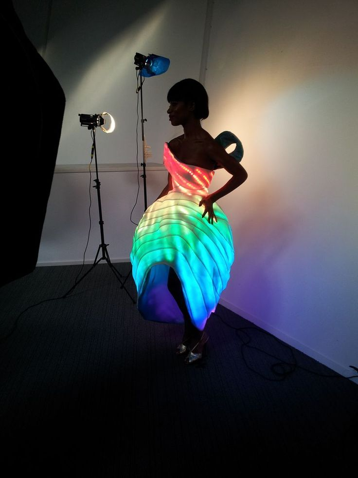 LED dress - Google Search