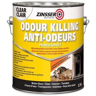Zinsser Zinsser Odour Killing Primer 3.78L