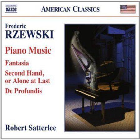 Piano Music: Fantasia / Second Hand Alone at Last