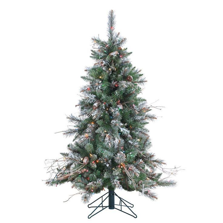 9 Foot Prelit Christmas Tree
