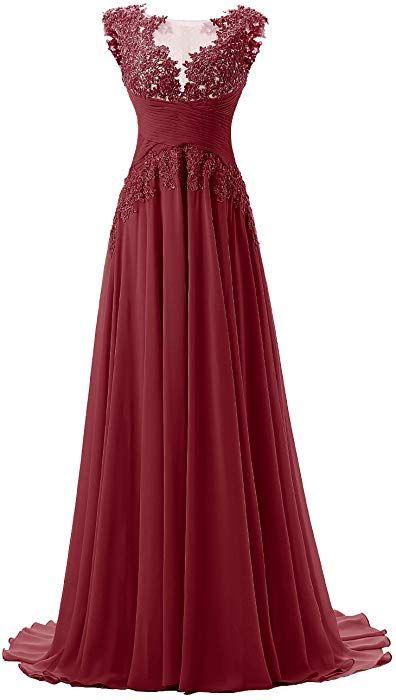 Elegante lange abendkleider kleider