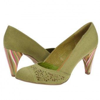 Pantofi casual dama Marco Tozzi bamboo