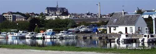 Canal de Saint-Quentin / River Escaut, France : Cruising Details