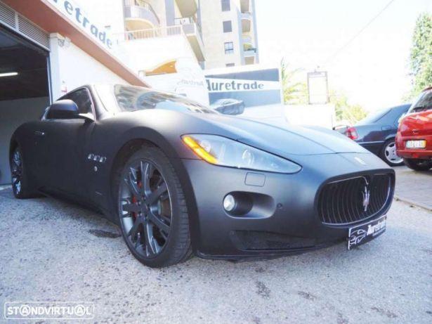 Maserati Granturismo 4.7 V8 S preços usados