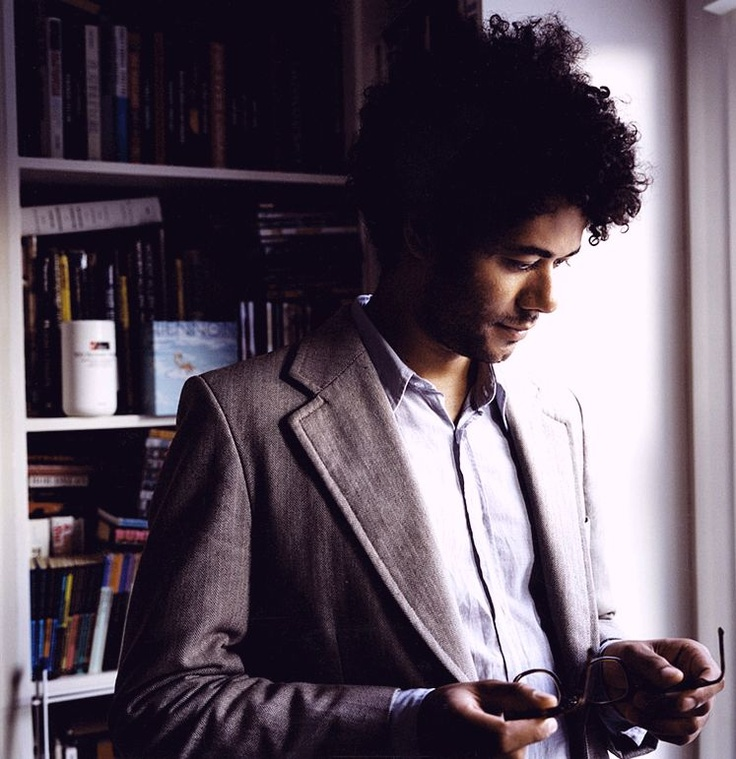 Richard Ayoade - think he's adorable!
