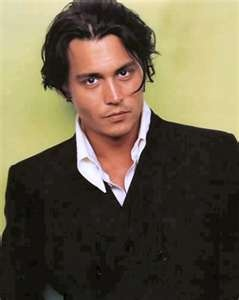Johnny Depp....oh, yeah.