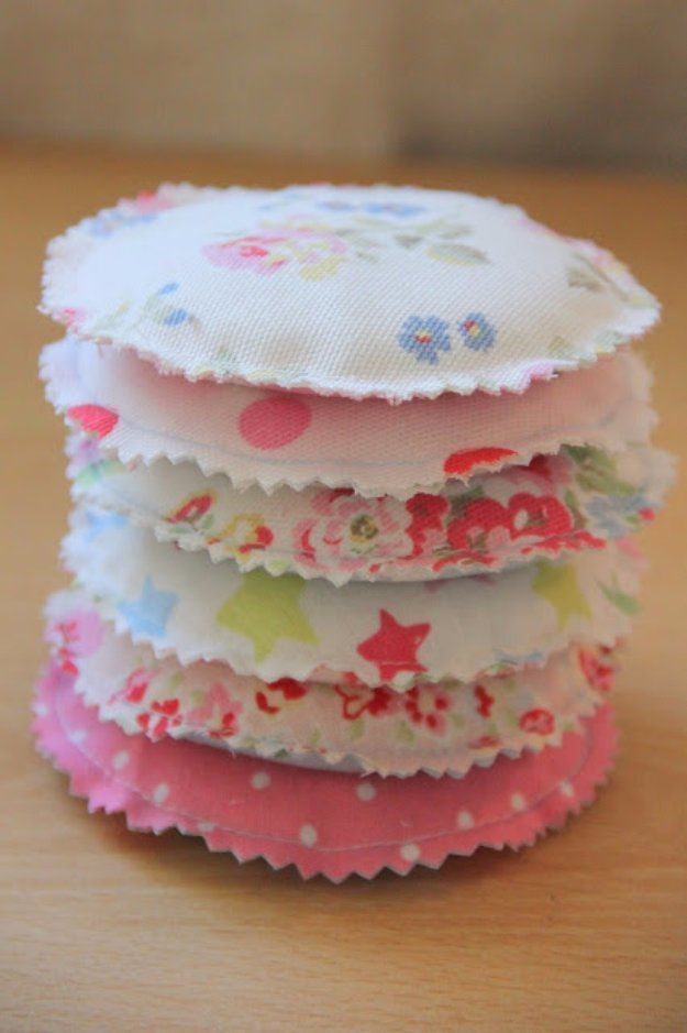 Cool Crafts You Can Make With Fabric Scraps - Pocket Warmers - Creative DIY Sewing Projects and Things to Do With Leftover Fabric and Even Old Clothes That Are Too Small - Ideas, Tutorials and Patterns ... More