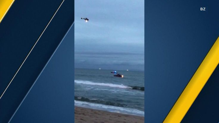 Coast Guard suspends search for swimmer 18 who went missing off Huntington Beach