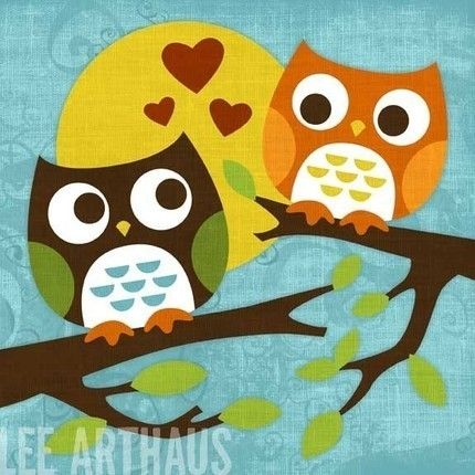 "i ""owl"" you..."