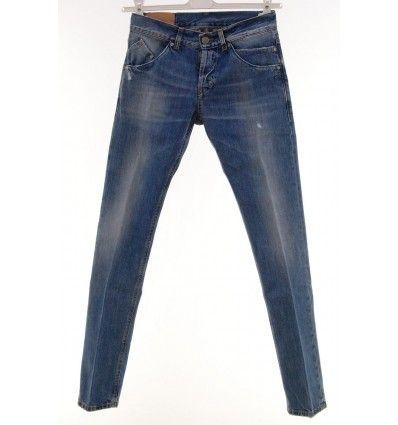 DONDUP Jeans   Pantalones vaqueros largos de hombre denim en color Jeans clásico oscuro muy actuales y cómodos en colores de moda Categoria: pantalones Unidades mínimas de pedido: 1 distribuidores de ropa de marca vaqueros al por mayor: http://www.mooicheap.com/