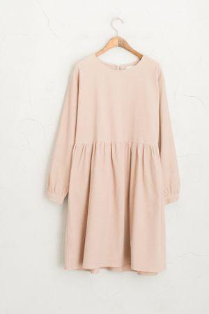 Corduroy Cutie Dress, Pink