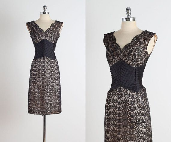 Minx Modes . vintage 1950s dress . vintage by millstreetvintage