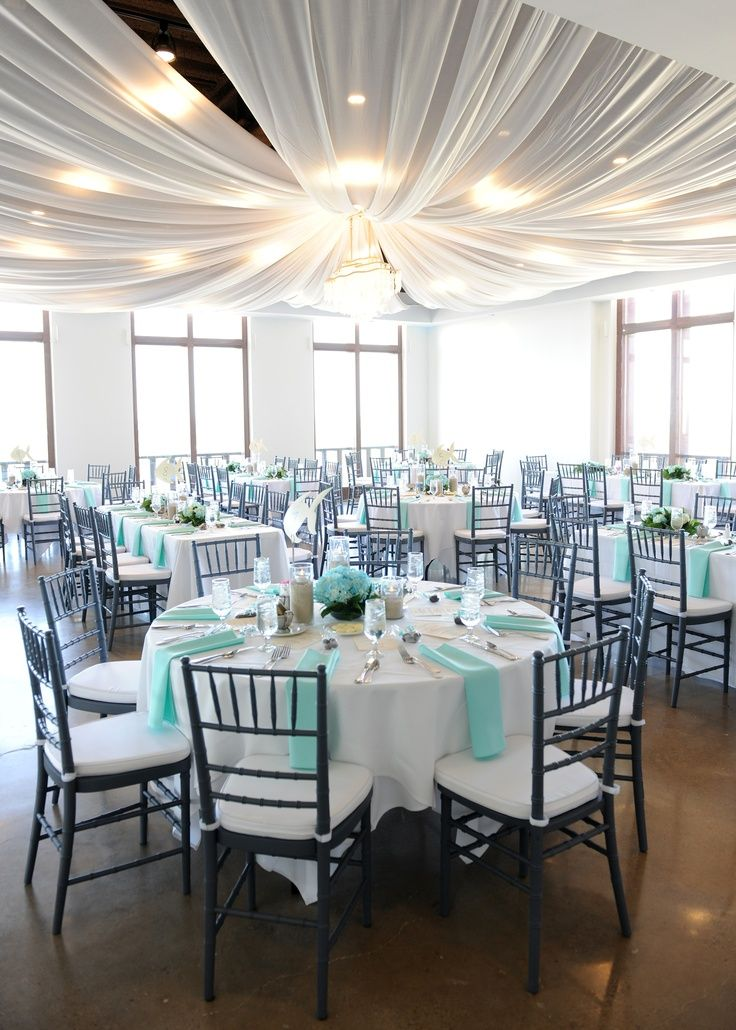 Tiffany Napkins (as featured by City Place Events)