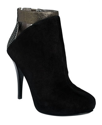 GUESS Women's Shoes, Alfreda Booties - Boots - Shoes - Macy's