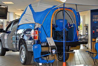 F-150 Truck Bed Tent