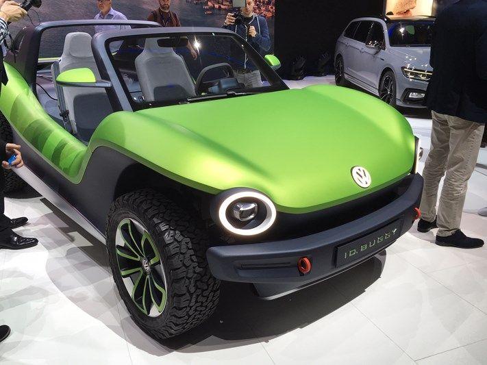 Geneva 2019 Volkswagen Id Buggy Car Design News