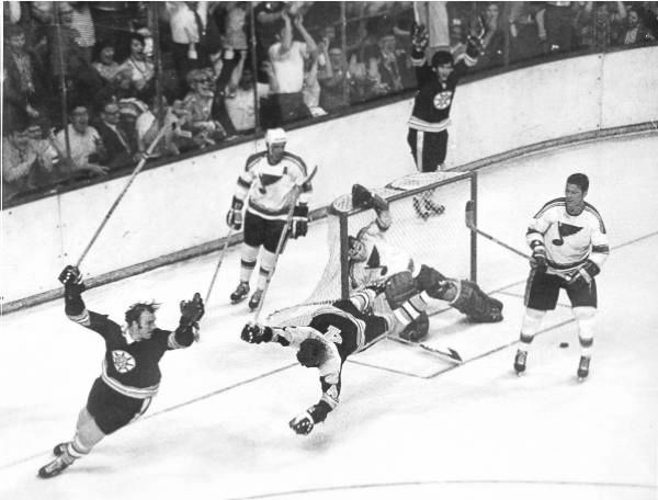 1970 Stanley Cup - The Goal