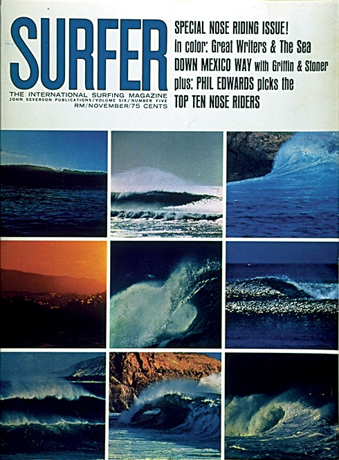 surfer mag cover 1965 2