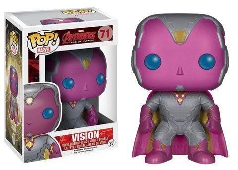 Pop! Marvel: Avengers 2 - Vision   Funko