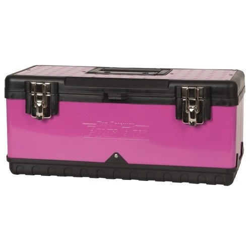 The Original Pink Box 20'' Steel Tool Box: Tools : Walmart.com