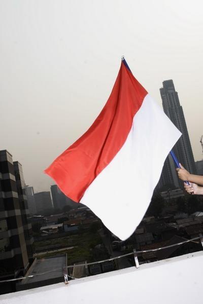 <3 Bendera Merah Putih