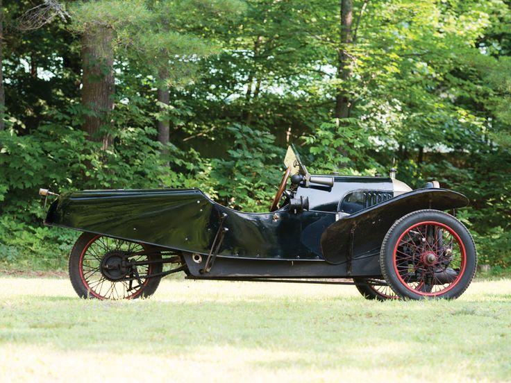 1926 Morgan Aero Three-Wheeler