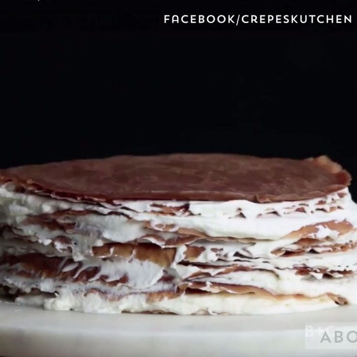 Get major sweet treat inspiration from this French dessert recipe video.