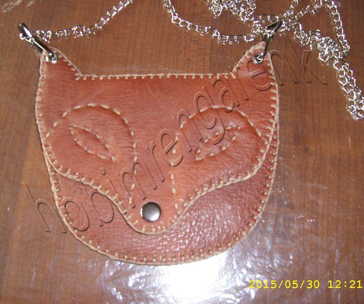 fox bag pattern