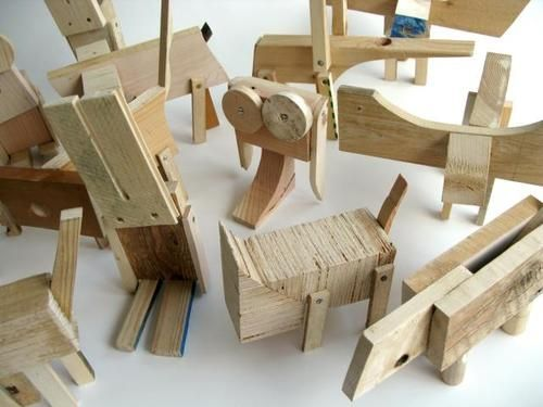 The Offcuts by Studiomama - Petit & Small