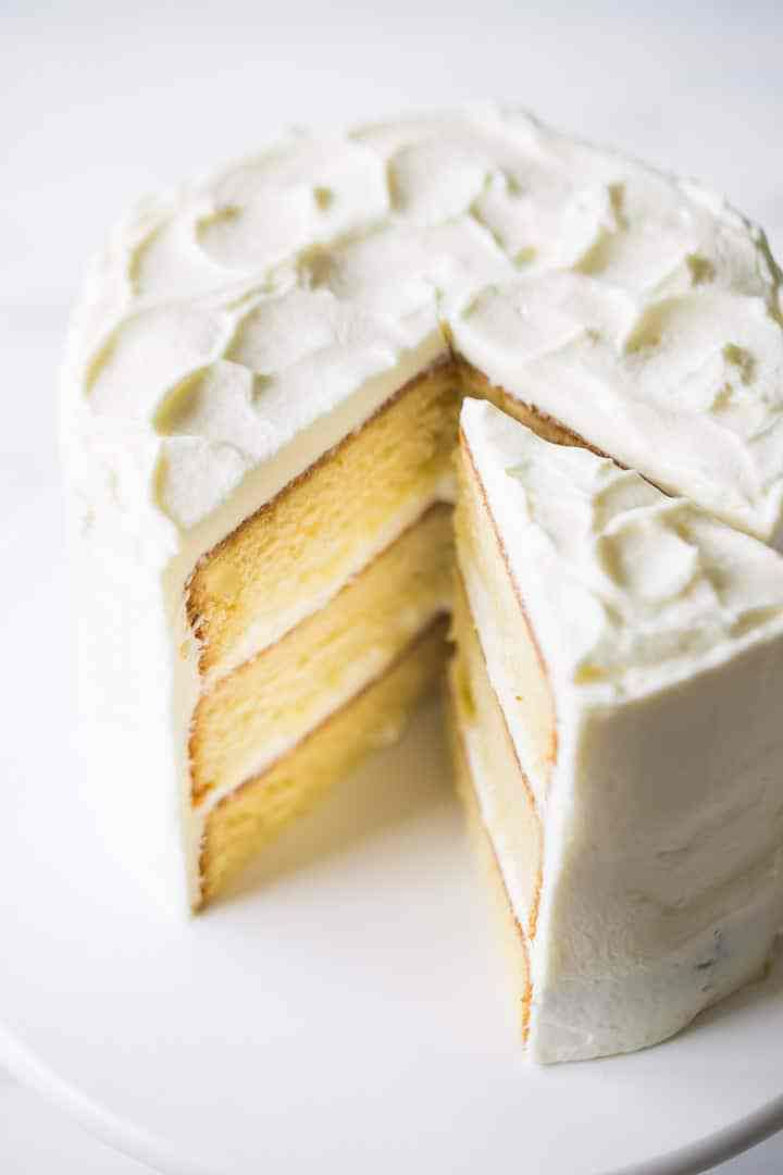 Ich werde nie wieder ein Vanillekuchen-Rezept backen – dieses ist das beste, das es je gab! …   – Just Dessert