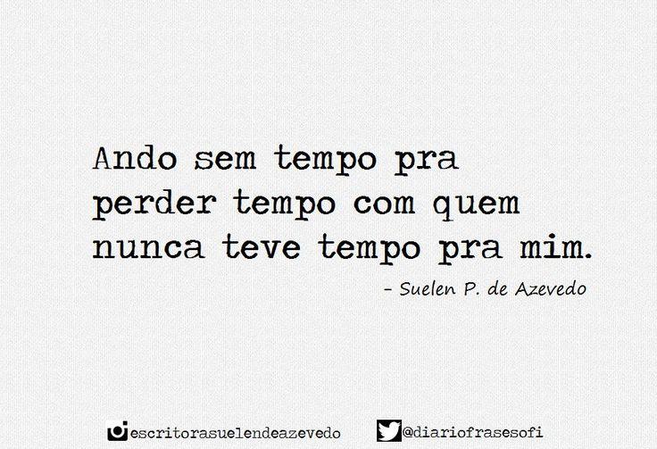 Suelen P. de Azevedo (@diariofrasesofi) | Twitter