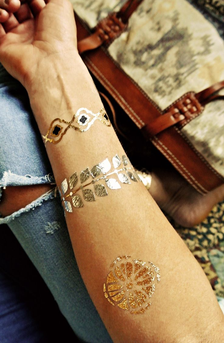 flash tattoos for stocking stuffers!