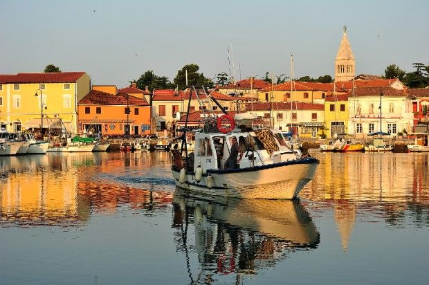 #Novigrad #Istria #Croatia