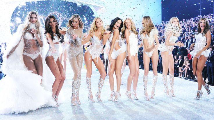 A tökéletes test - Azok a Victoria féle tökéletes testek...