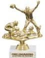 Trophy Direct's Triple Action Baseball Trophies Are The Perfect Way To Reward All Your Players! This Baseball Trophy Features A Triple Action Figure Of Your Choice That Sits Atop A Marble Base.