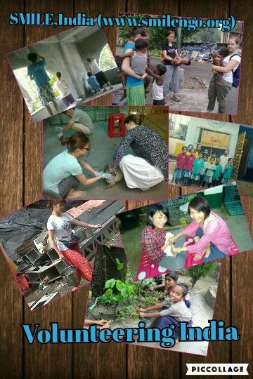 #volunteering #india #summertrip #travel #workcampindia #volunteercamp #teaching #socialwork #smilengo . www.smilengo.org