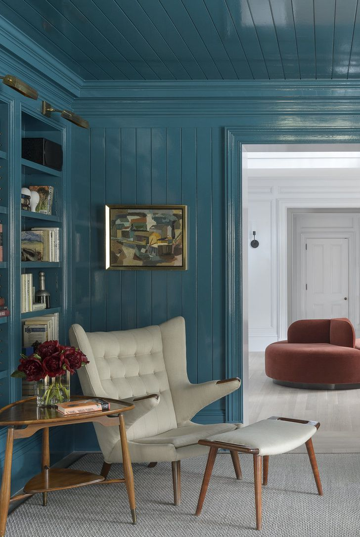 Painting Wood Paneling: DIY Ideas To Elevate The Wood Paneling In Your Home