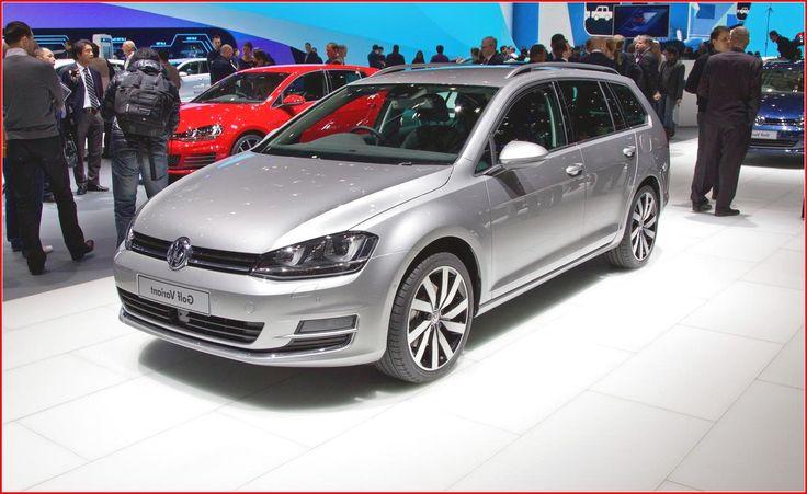2015 Volkswagen Golf SportWage  Widescreen