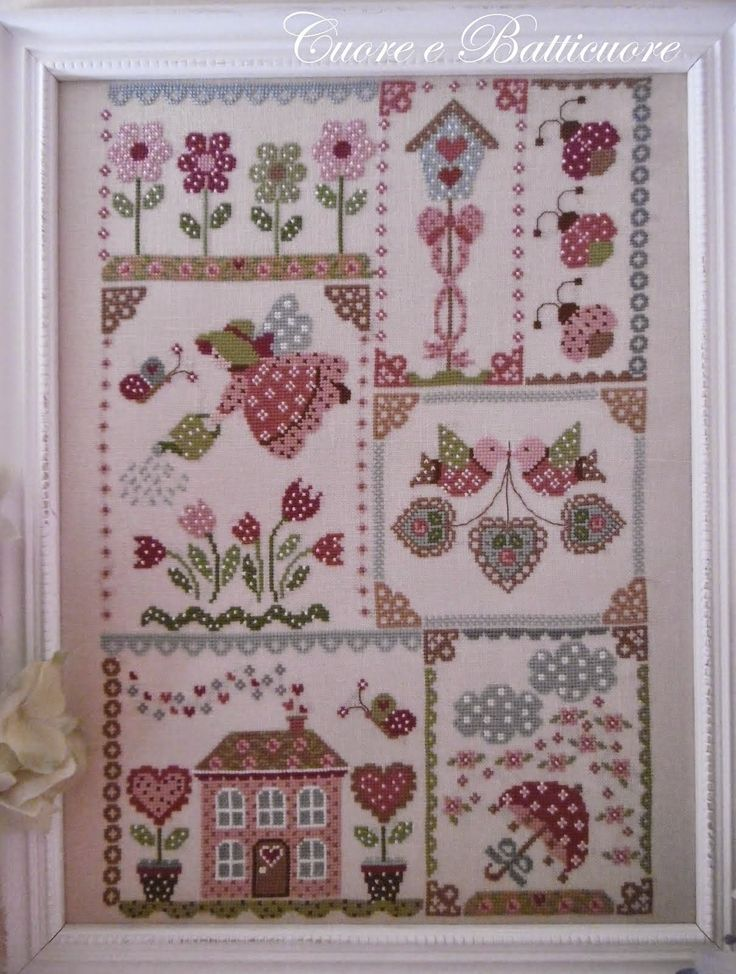 Spring in Quilt