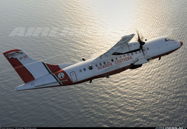 Guardia Costiera ATR ATR-42-500MP Surveyor