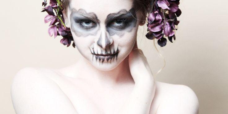 happy zombie makeup men - Google Search