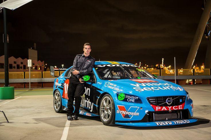 Scott McLaughlin #33 new car in 2015