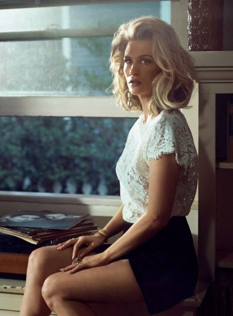 january jones in vogue