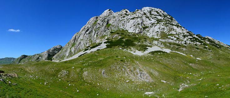 Černá Hora 2016 - Durmitor