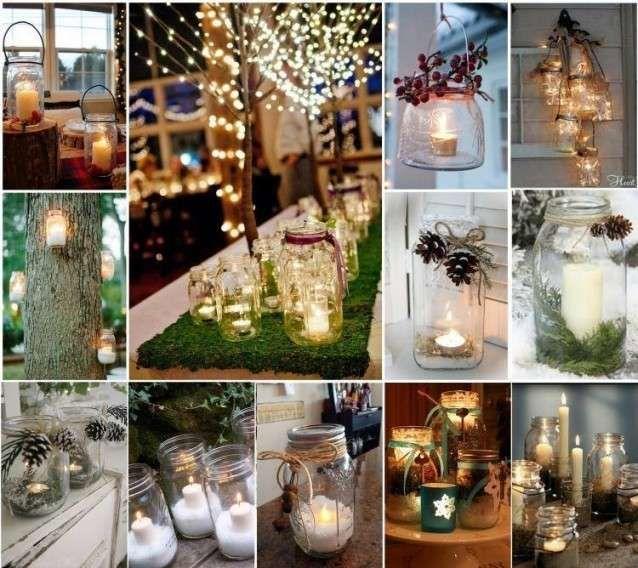 Decorazioni di Natale con barattoli di vetro  (Foto 40/40) | Designmag