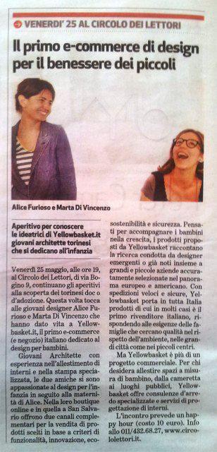 Torino Sette - La stampa 2013