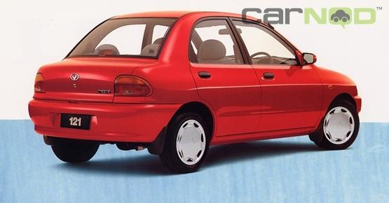 Reviews of Mazda 121 DB1052 (1994-1995) - Car Ratings, Rankings & Opinions by Owners, Users, Drivers & Buyers - CarNod
