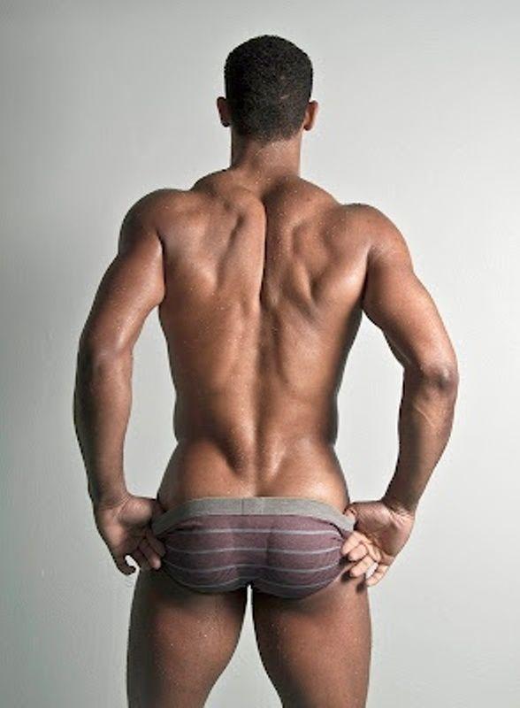 sexy male model ass butt