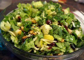 Grilled chicken salad with rustic guacamole and romaine recipe - The Boston Globe